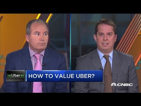 Watch two analysts break down their Uber ratings ahead of its IPO
