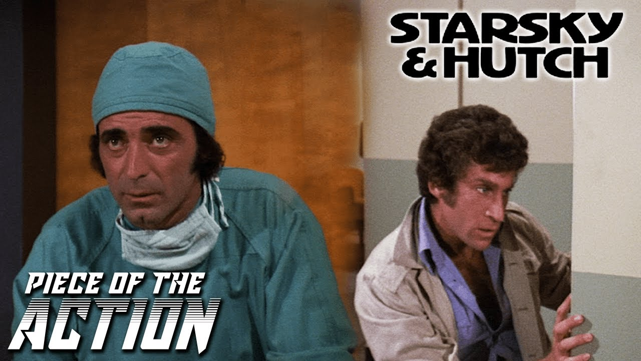 Homicidal Hitmen Pose as Doctors | Starsky & Hutch