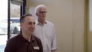 Curb Your Enthusiasm: Ted's Backing Mocha Joe