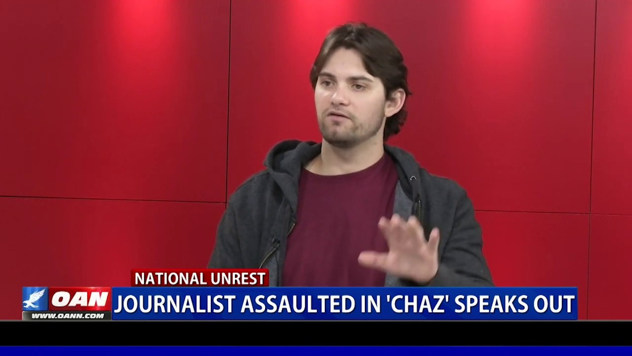 Journalist assaulted in 'CHAZ' speaks out