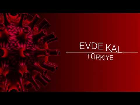 #Evdekal TÜRKİYEM !