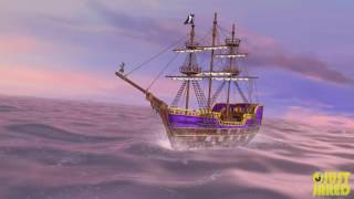 """The Swan Princess: Princess Tomorrow, Pirate Today"" Teaser Trailer"