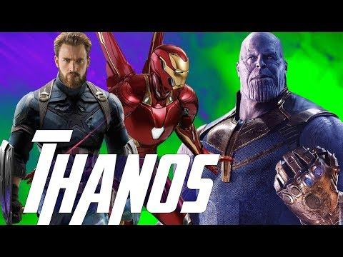 Thor & Captain America to Battle Thanos in Wakanda? - Avengers Infinity War thumbnail