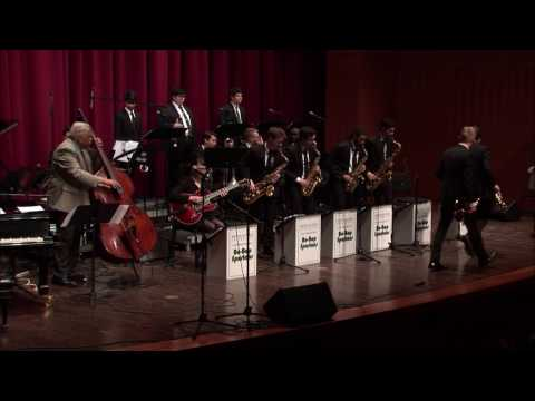 MSU Jazz Orchestra I featuring MSUFCU Jazz Artist in Residence Rufus Reid    12.10.2016