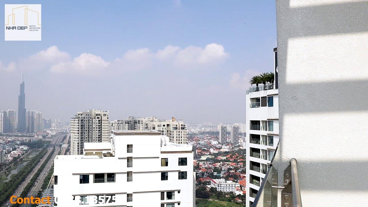Căn hộ Penthouse Masteri An Phú phường Thảo Điền quận 2 – đẳng cấp view 360 độ