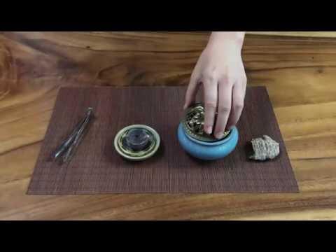 Hướng dẫn dùng trầm hương xông nhà
