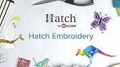 Wilcom Hatch Embroidery Software Install And Download Free - YouTube