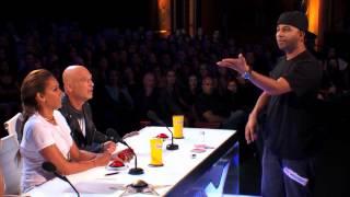 Фокусник Smoothini на Американском Шоу Талантов America's Got Talent