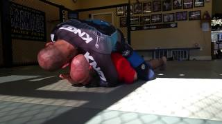 BACK TAKE | OPEN GUARD