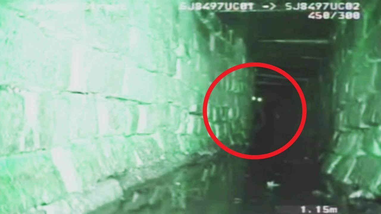 10 Terrifying Recordings of Paranormal Activity   YouTube