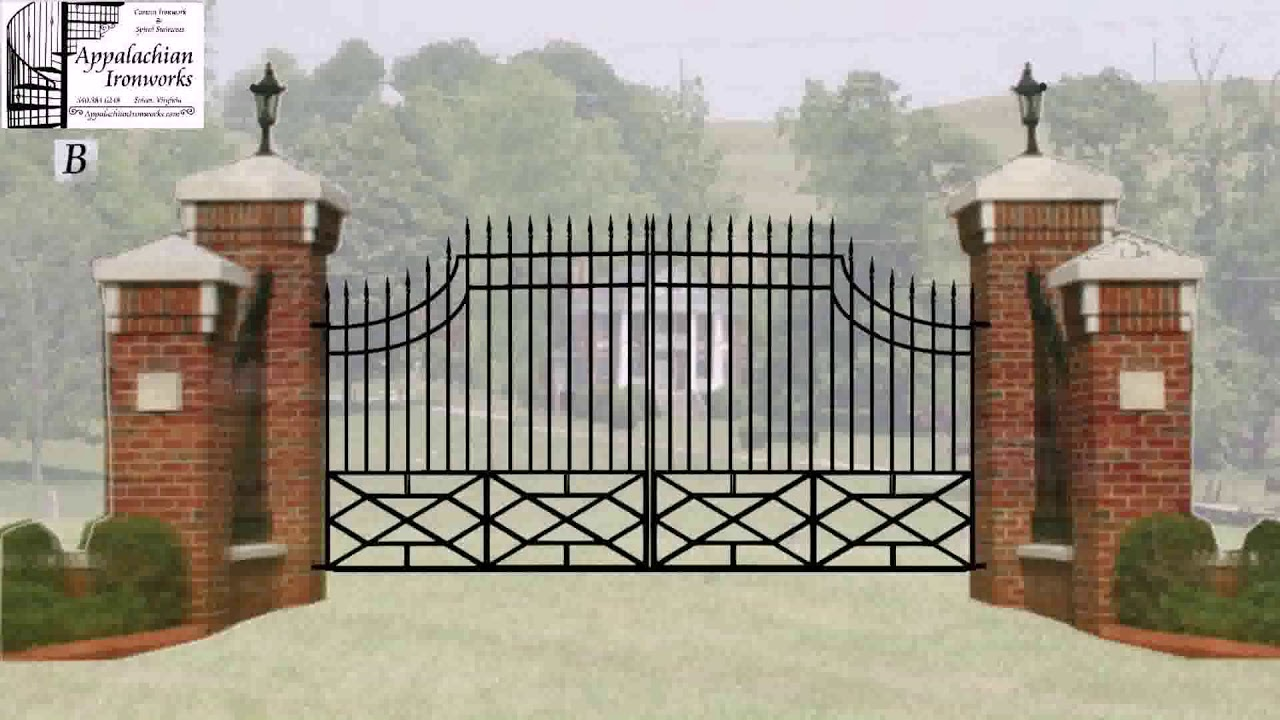 Indian Home Iron Gate Design - Gif Maker DaddyGif.com (see ... on Iron Get Design  id=74111