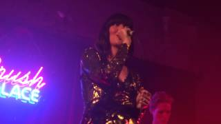 Karen O - Visits - Bush Hall London - 04.10.14