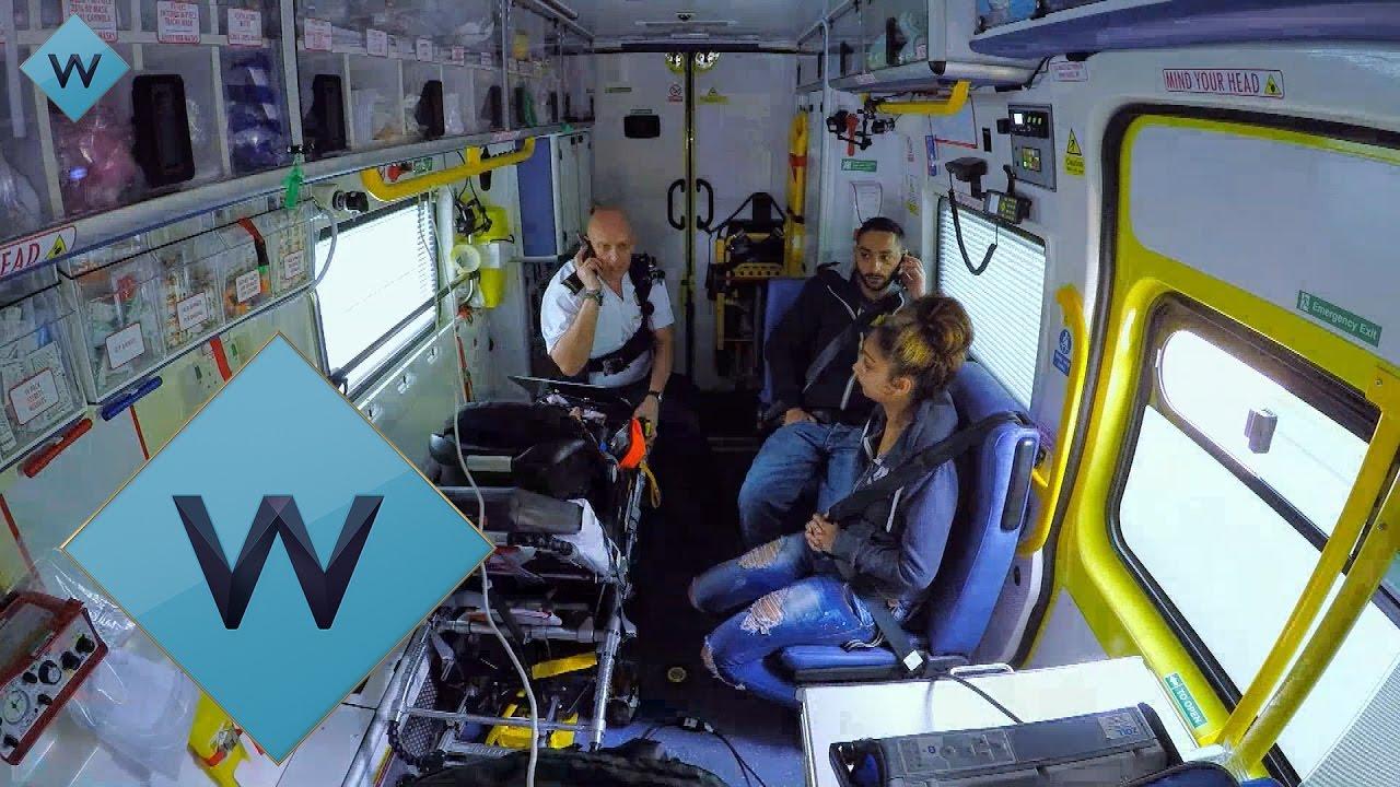 inside the ambulance s e paediatric blue light w inside the ambulance s1 e5 paediatric blue light w