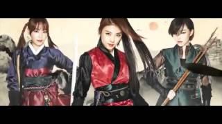Video The Huntresses (조선미녀 삼총사) - Trailer - korean action, drama, fantasy, comedy 2014 download MP3, 3GP, MP4, WEBM, AVI, FLV Mei 2018