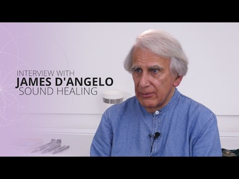 Sound Healing - James D'angelo