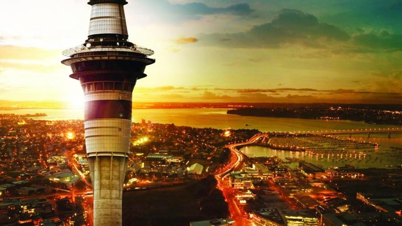 Top10 Recommended Hotels In Auckland New Zealand