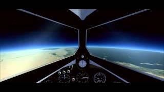 FSX X-15 in Space