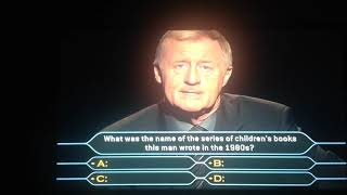 Who wants to be a Millionaire 4th Edition Adult Entertainment