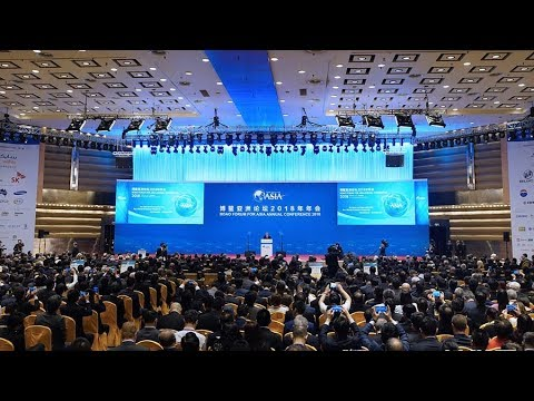 Chinese President Xi Jinping delivered a warm welcome speech at Boao Forum for Asia