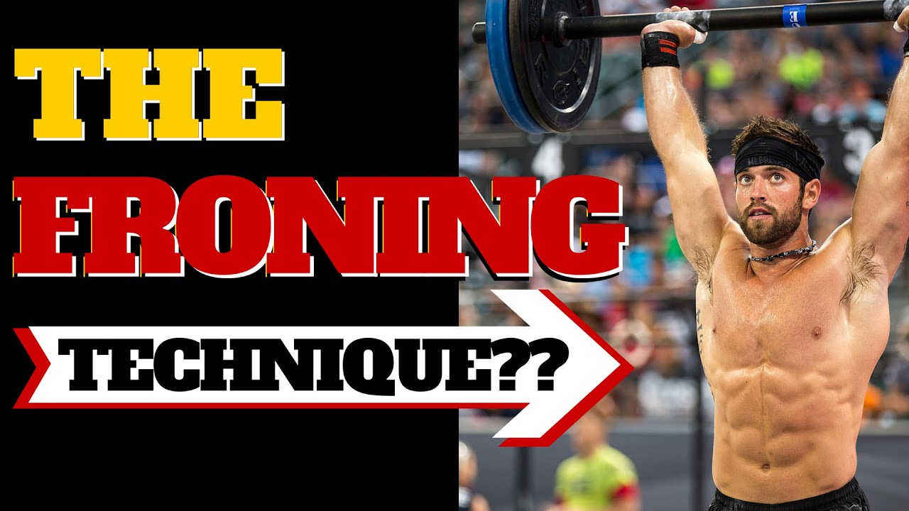 rich froning workout secret step by step youtube