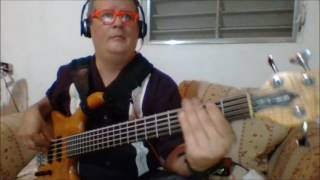 Te Seguire - Yashira Guidini Bass Cover