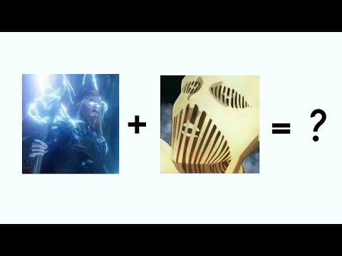 WARHAMMER TITAN + THOR = ?