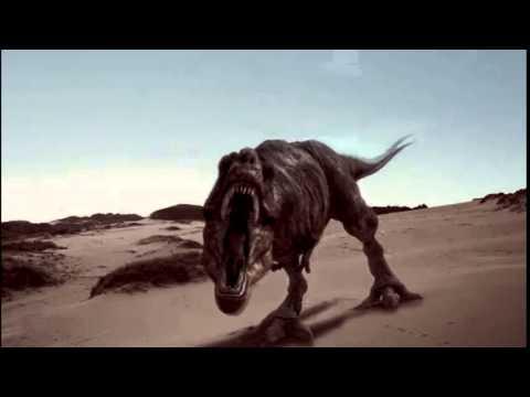 Tarbosaurus Rugiendo.