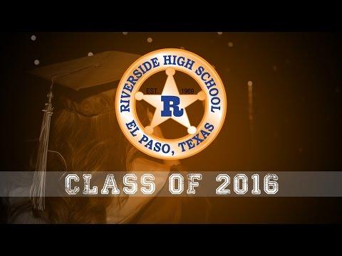 2016 Riverside High School Graduation Ceremony