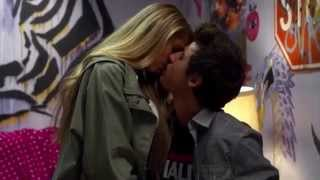 Felix (Cameron Dallas) and Katie (Lia Marie Johnson) Kiss Scene