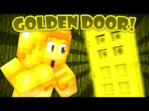 Why Golden Doors Don't Exist - Minecraft