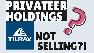 TLRY STOCK | NOT SELLING ON LOCK-UP EXPIRATION