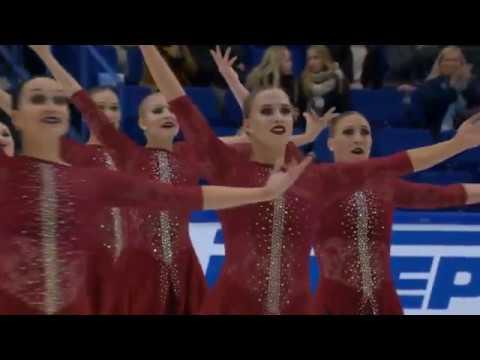 Finlandia Trophy 2018 Helsinki Rockettes(FIN)