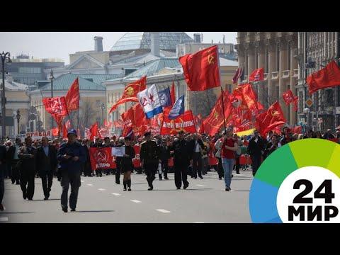 «Вкалывают по 12 часов»: коммунисты вновь выступили за 8-часовой рабочий день - МИР 24