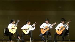 首都大学東京古典ギター部×中央大学古典ギタークラブ 2015ジョイントコ...
