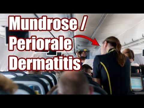 Periorale Dermatitis / Mundrose / Stewardessenkrankheit | Ursachen Und Ganzheitliche Behandlung