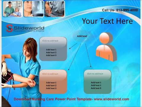 Download Nursing Care Powerpoint Template YouTube – Nursing Powerpoint Template