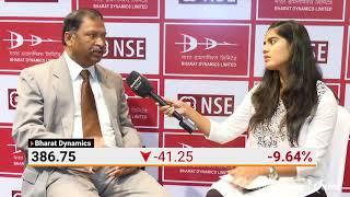 Uday Bhaskar On Bharat Dynamics' Market Debut