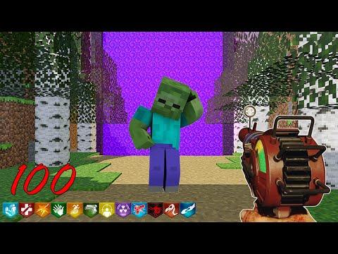زومبي بلاك اوبس 3 : صعب لكن ممتع 😍! ( ماب Minecraft مع الشباب 🔥 )