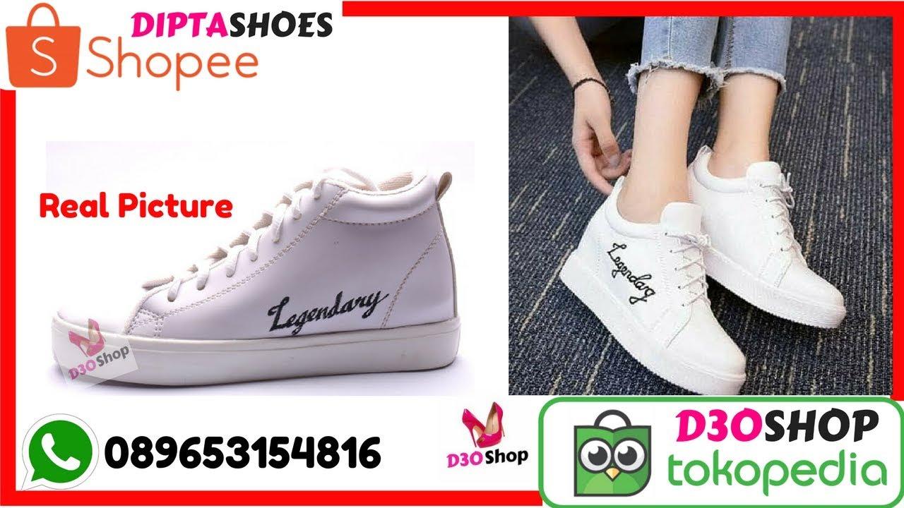 Jual Sepatu Wanita Online Boots Murah  e0407700c2