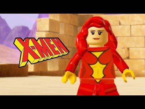 LEGO Marvel Superheroes 2 THE X-MEN! Customs!