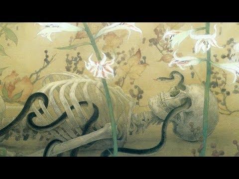 【江戸時代】美女が腐っていく絵がヤバ過ぎる!遊女が腐敗していく過程が残酷で美しい!九相図の意図とは?