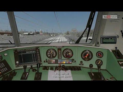 #4 MSTS/Open Rails DEUTSCHE STRECKEN