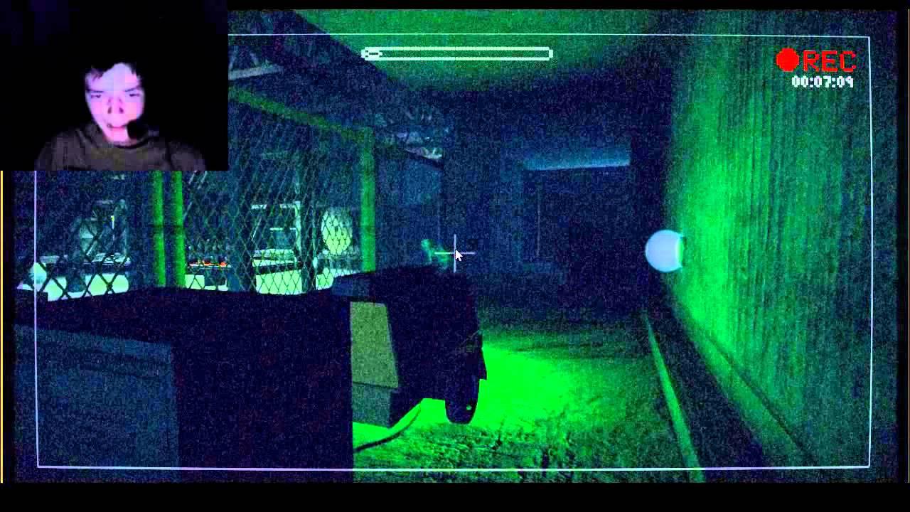 005 let 39 s play slender the arrival german facecam. Black Bedroom Furniture Sets. Home Design Ideas
