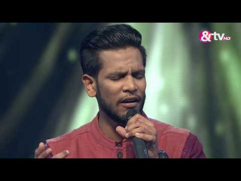 Paras Maan - Ghar Aaja | Knock Out Round | The Voice India 2