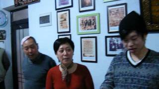 The Jews of China sing Hatikva