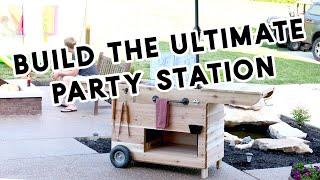 RYOBI Nation Party Station