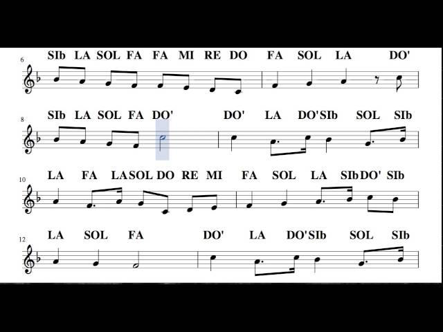 Himno Nacional De Espana Partitura Con Notas En Fa Mayor Flauta Violin Oboe Chords Chordify
