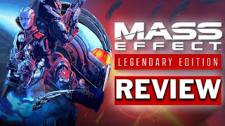 Mass Effect Legendary Edition REVIEW | (PERFECT TIME TO PLAY) (Video Game Video Review)