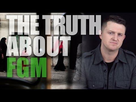 Tommy Robinson: Female Genital Mutilation is an Islamic custom