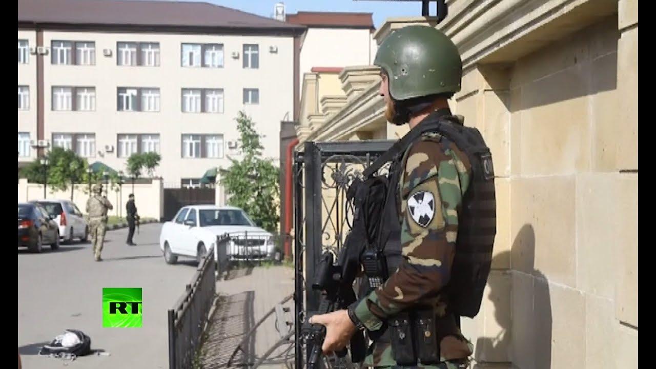 Рамзан Кадыров лично контролировал спецоперацию по ликвидации боевиков в церкви в Грозном